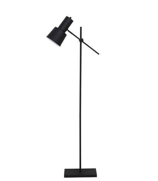 Vloerlamp PRESTON - zwart