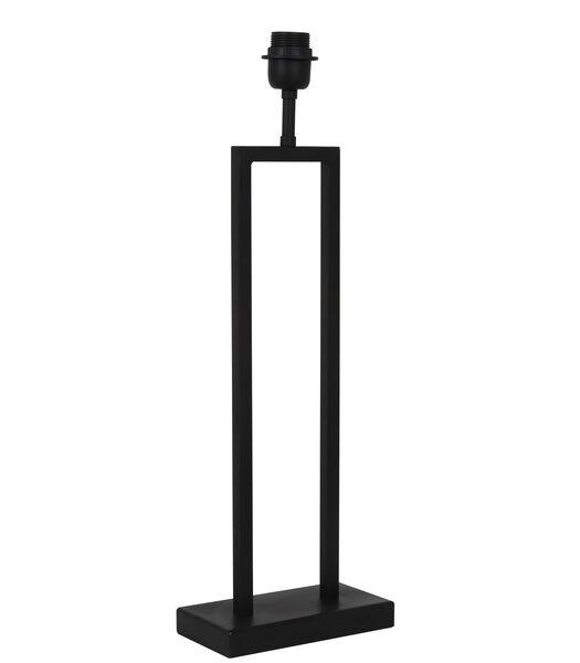 Lampvoet SHIVA - mat zwart