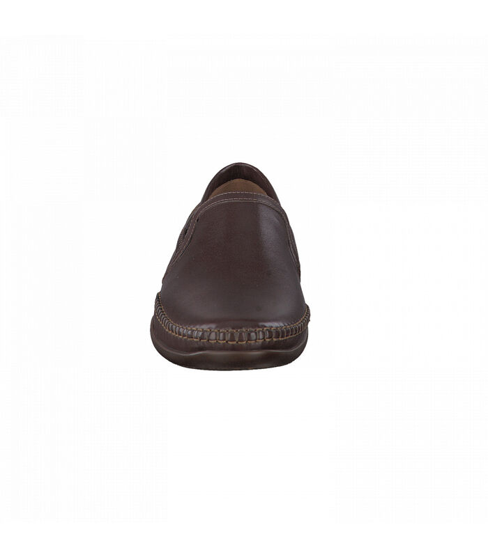 IRWAN-Loafers leer image number 2