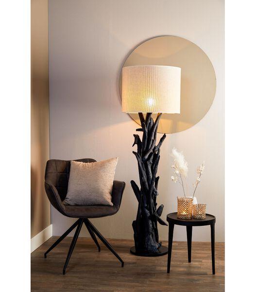 Vloerlamp Vidin - Zwart - Ø35x133 cm
