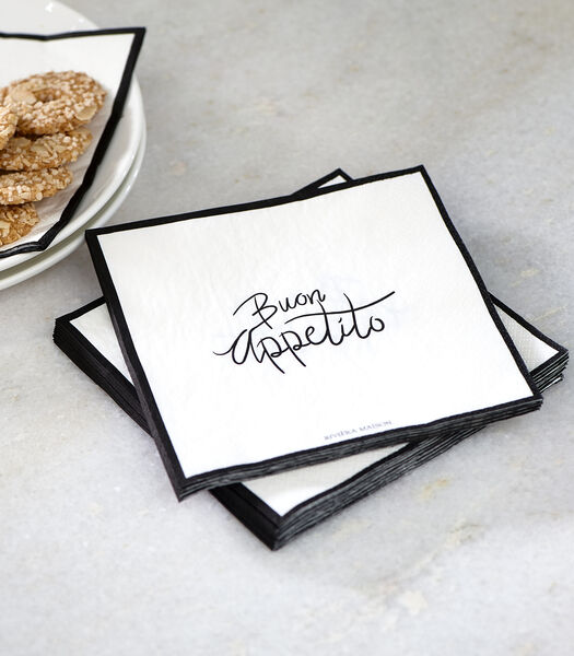 Serviette en papier RM Buon Appetito