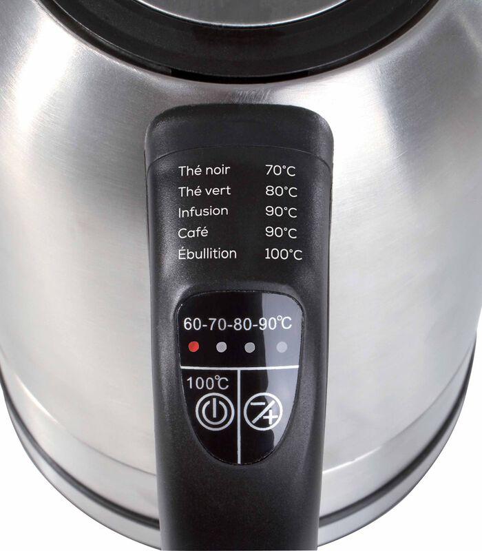 Waterkoker met temperatuurcontrole image number 4