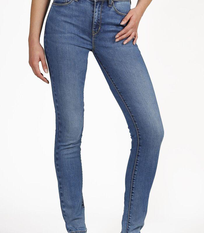 Kenza Midi Sky - Skinny jeans image number 0