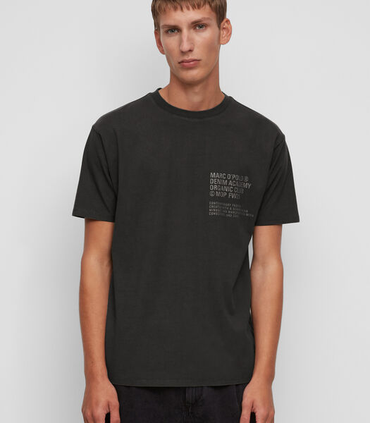 T-shirt van zuiver organic cotton