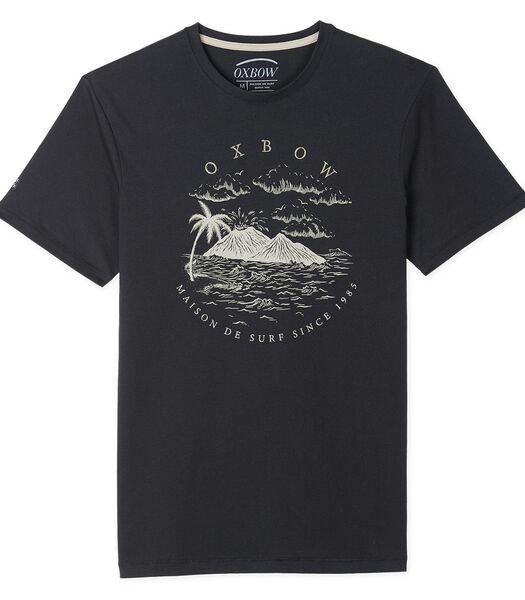 T-shirt met korte mouwen TAWAY