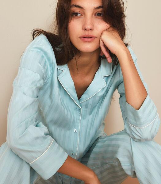 Essentiel - Pyjama Satin de coton