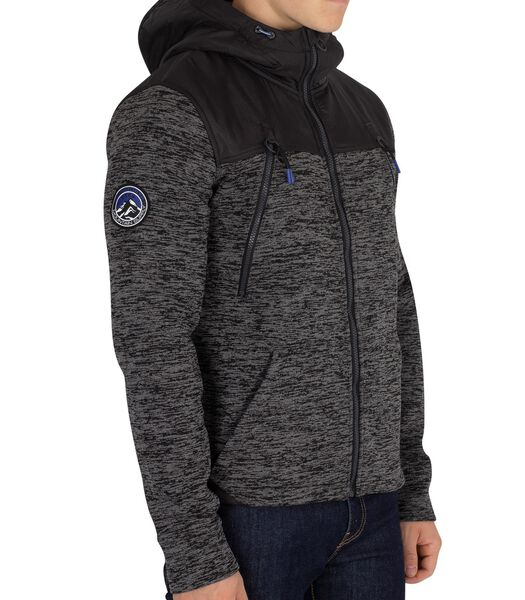 Mountain Zip Jacket