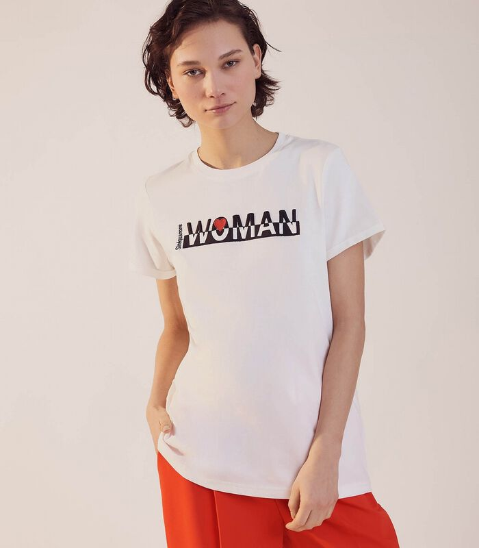Tshirt T -WOMAN image number 1