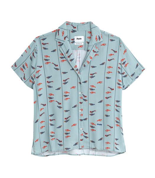 Aloha-blouse Koinobori Kite