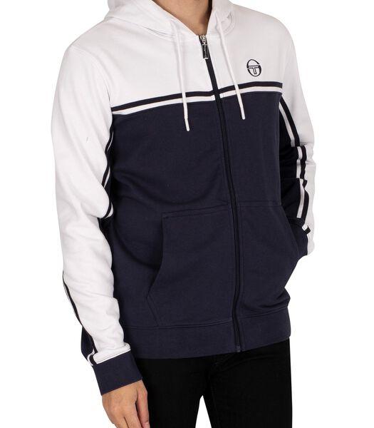 Nieuwe Young Line hoodie met rits