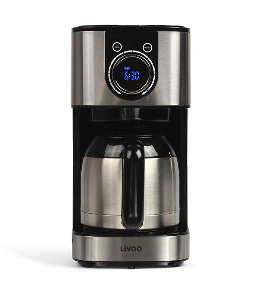 Isothermisch programmeerbaar koffiezetapparaat