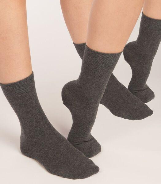 Sokken 2 pack socks d-39-42