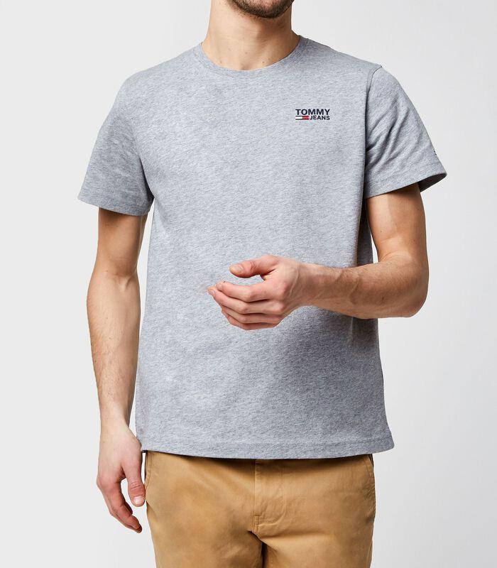REGULAR T-shirt met logo image number 3