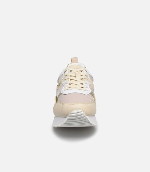MATERIAL MIX ACTIVE CITY SNEAKER Baskets