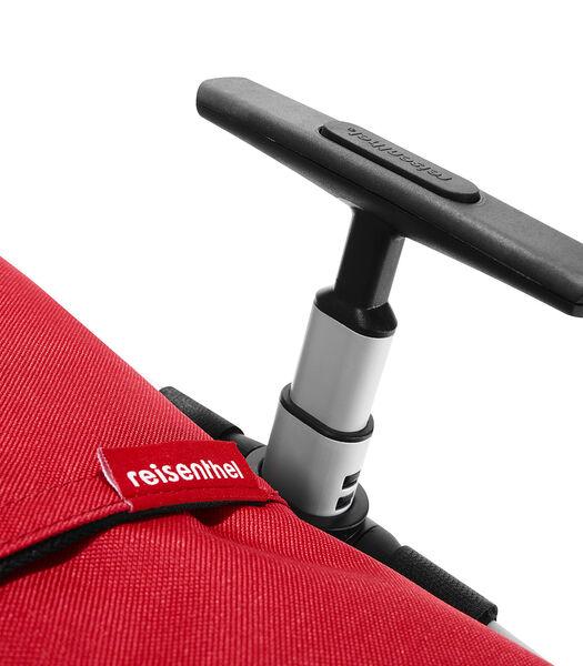 Carrycruiser Iso - Boodschappentrolley - Rood