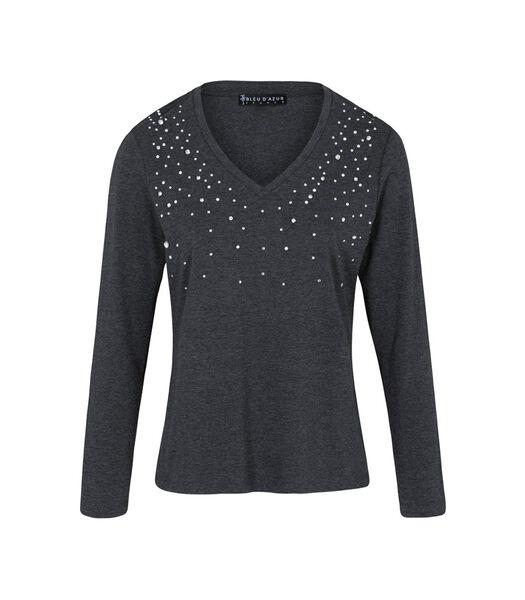 Bergkristal t-shirt EMBERLY