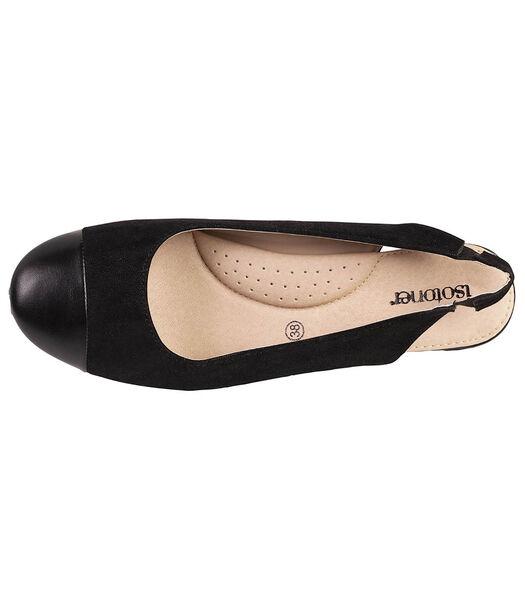 Dames ballerina comfort