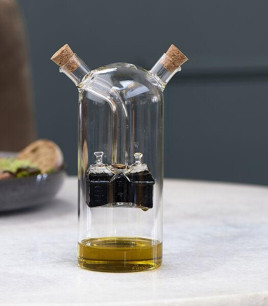 RM House Oil & Vinegar Bottle