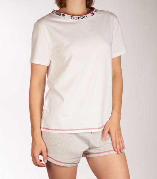 T-shirt ronde hals d-38