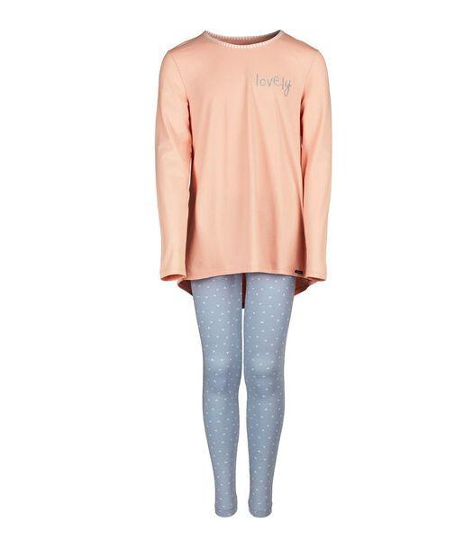 Pyjama lange broek lovely sleep m-152