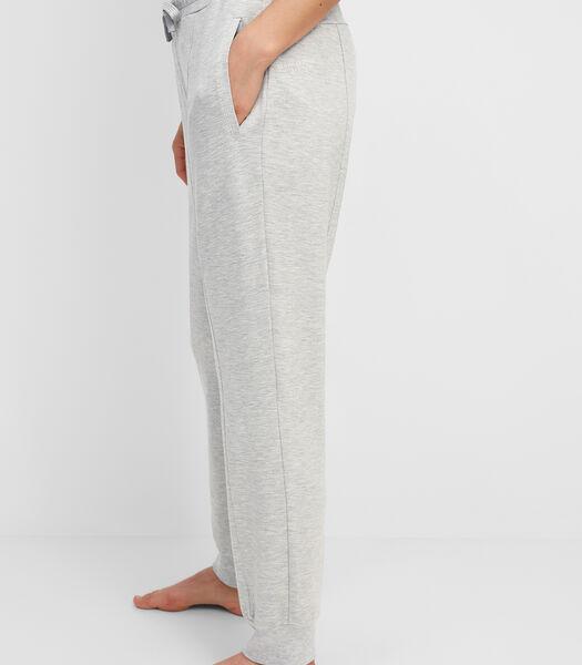 Yoga-broek van sweatstof van LENZING™ ECOVERO™
