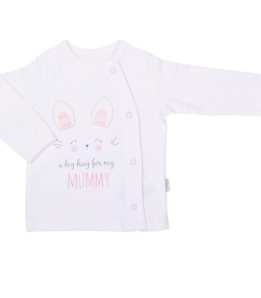 T-shirt - haut bébé mixte à manches longues - Mummy