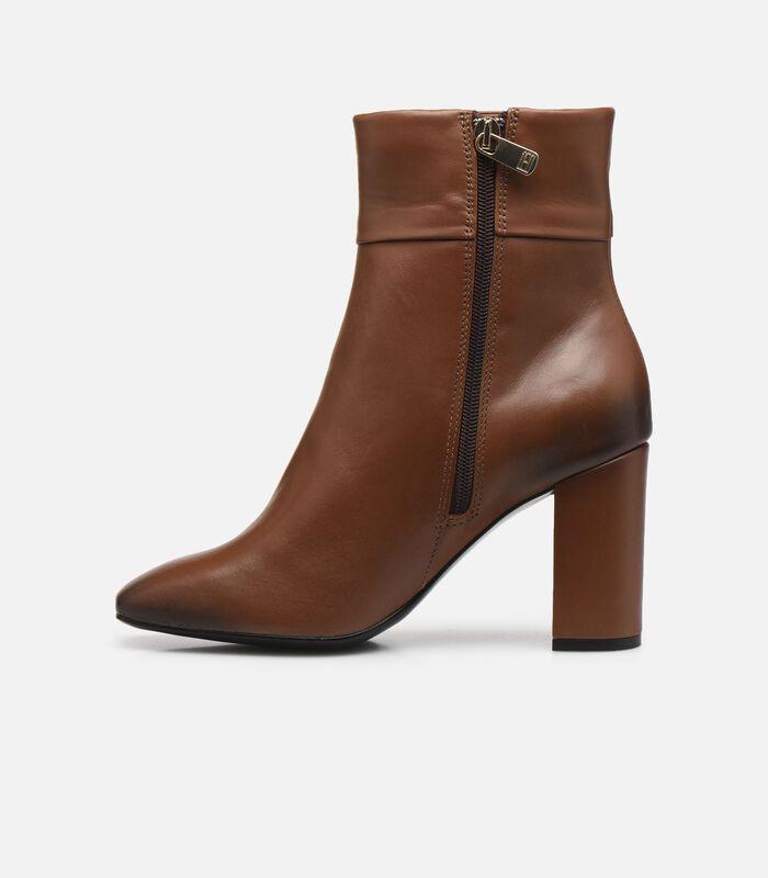 TH HARDWARE SQUARE TOE HEEL BOOT Boots en enkellaarsjes image number 2