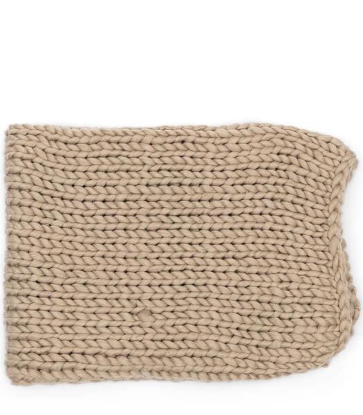 Brutal Knit Throw 150x130