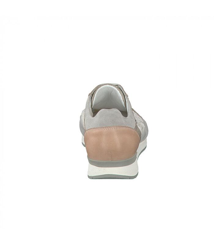 NAPOLIA-Sneakers leer image number 4