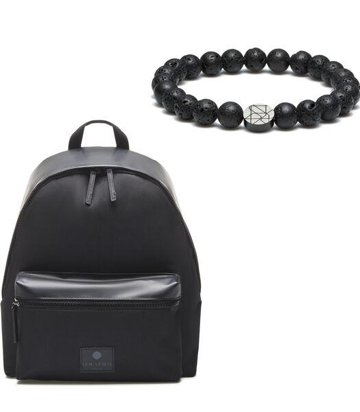 Piccadilly Armband zwart SL90009