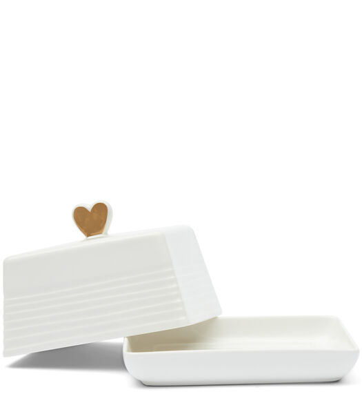 Food Lovers Butter Dish
