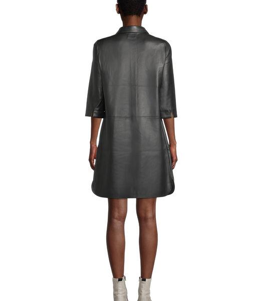 Casual jurk met 3/4-mouwen