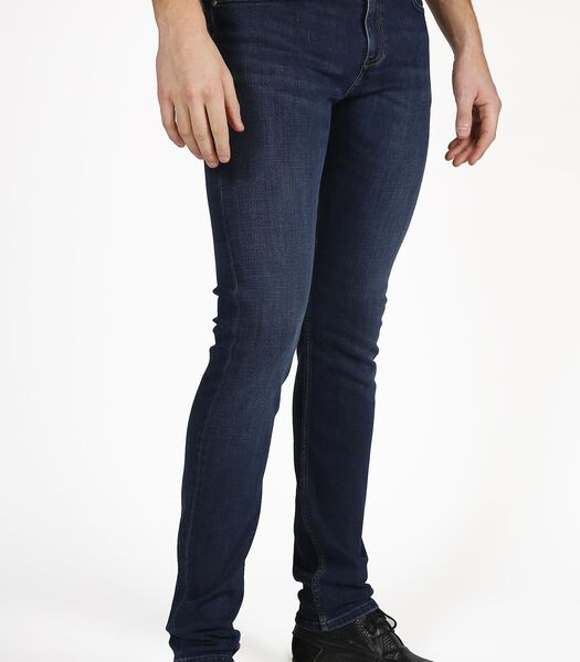 LC108 Luis Dark Blue - Tapered Jeans