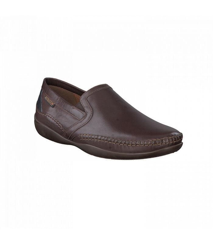 IRWAN-Loafers leer image number 1
