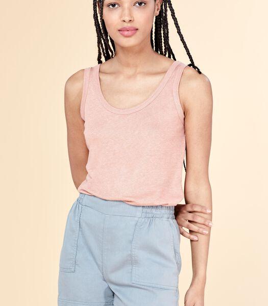Korte broek IRONIQUE met elastische taille