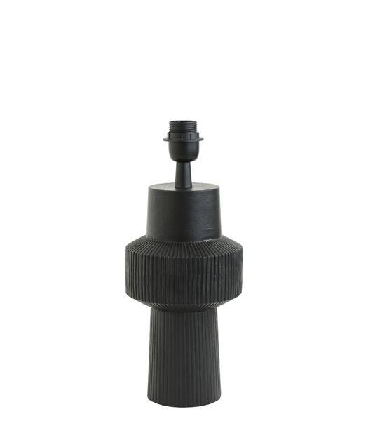 Lampvoet Briska - Zwart - Ø17x33,5 cm