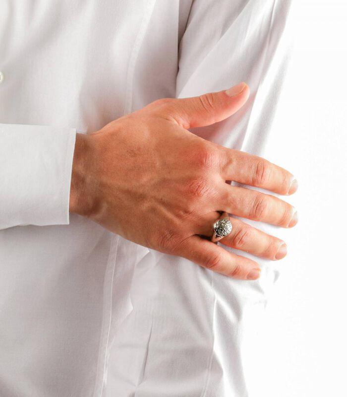 Stalen ring NOBILE image number 1