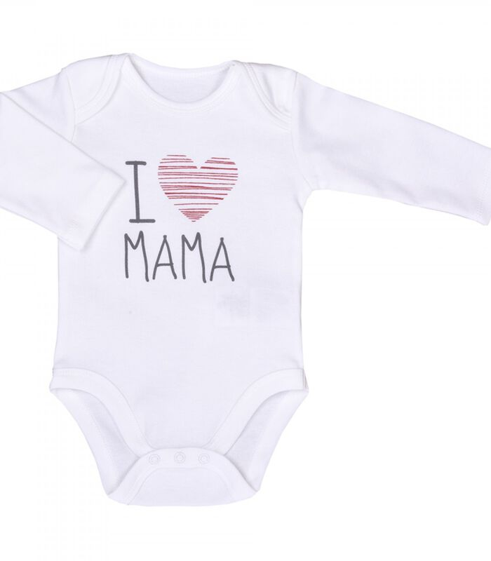 3-delige baby set, I LOVE MAMA image number 2