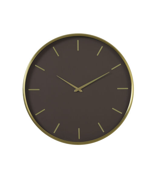 Horloge Timora - Café - Ø51 cm