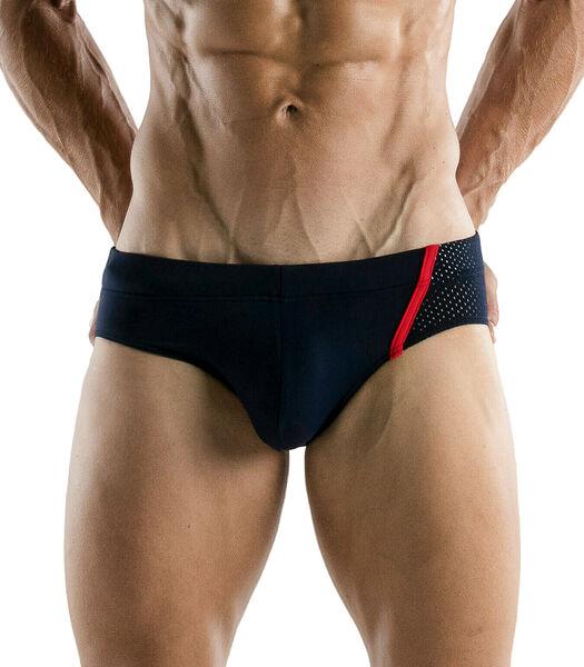 Zwemkleding Racer marineblauw