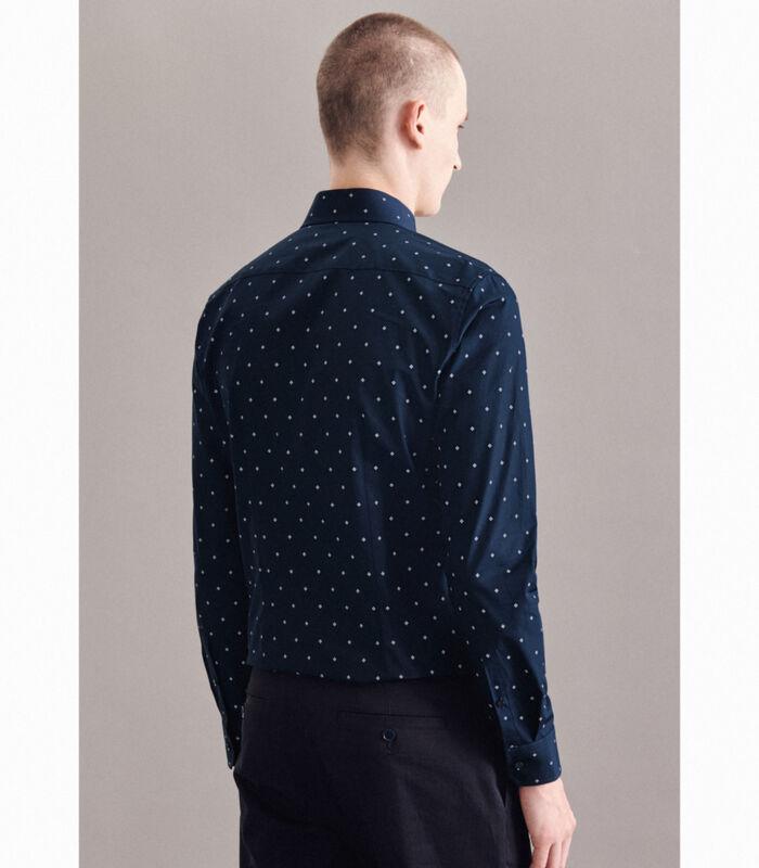 Overhemd X-Slim Fit Lange mouwen Print image number 1
