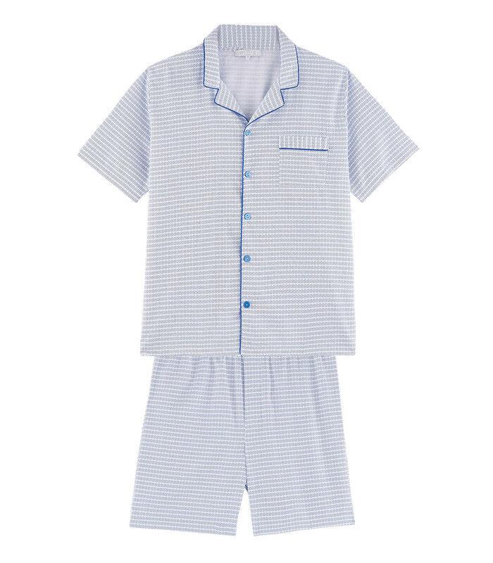 Antoine - Pyjamashort katoen image number 3