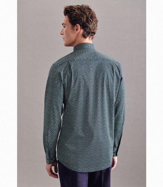 Jerseyhemd Regular Fit Lange mouwen Print