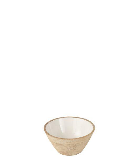 Bol Manguier Blanc White Wash Medium