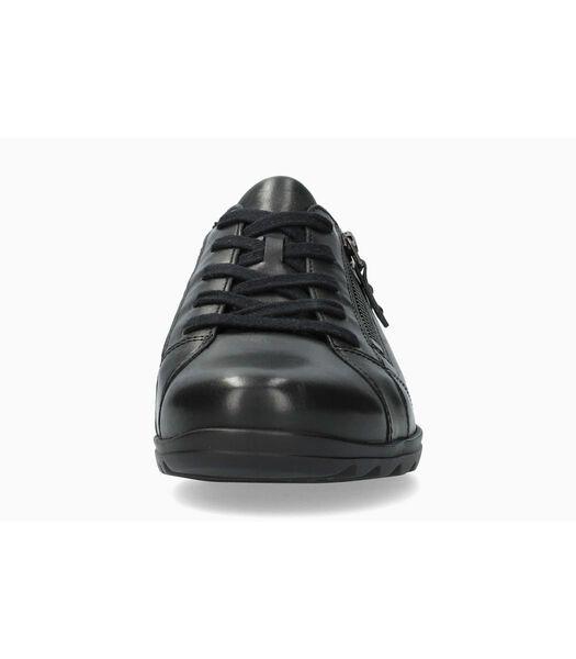 CAMILIA-Sneakers leer