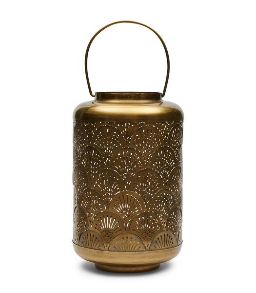 Enchanting Metal Lantern