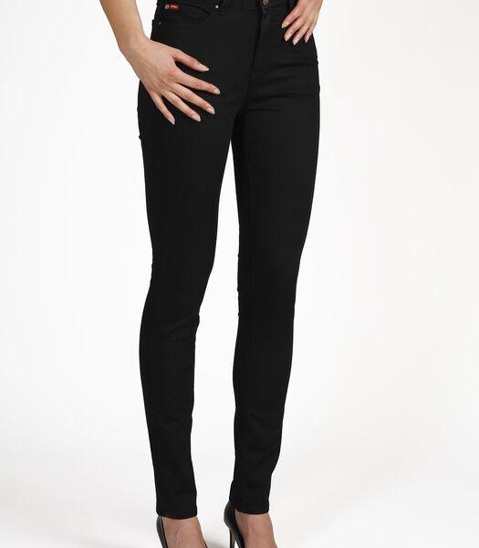 Kato Denim Black - Slim fit jeans