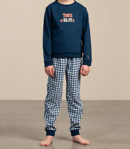 pyjama lange broek Sam J