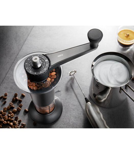Koffiemolen LORENZO, zwart