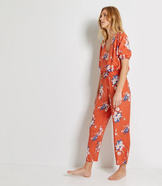Onirique - Pyjama 7/8 viscose